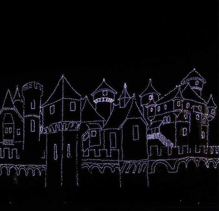 Light Castle in the Children's World