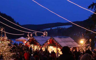 Weihnachtsdorf