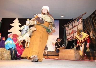 Das Puppentheater aus der Suppengasse