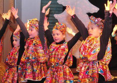 Kinder-Tanzgruppe des TV Triberg