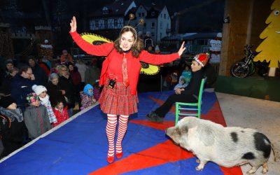 Circus HALLY GALLY