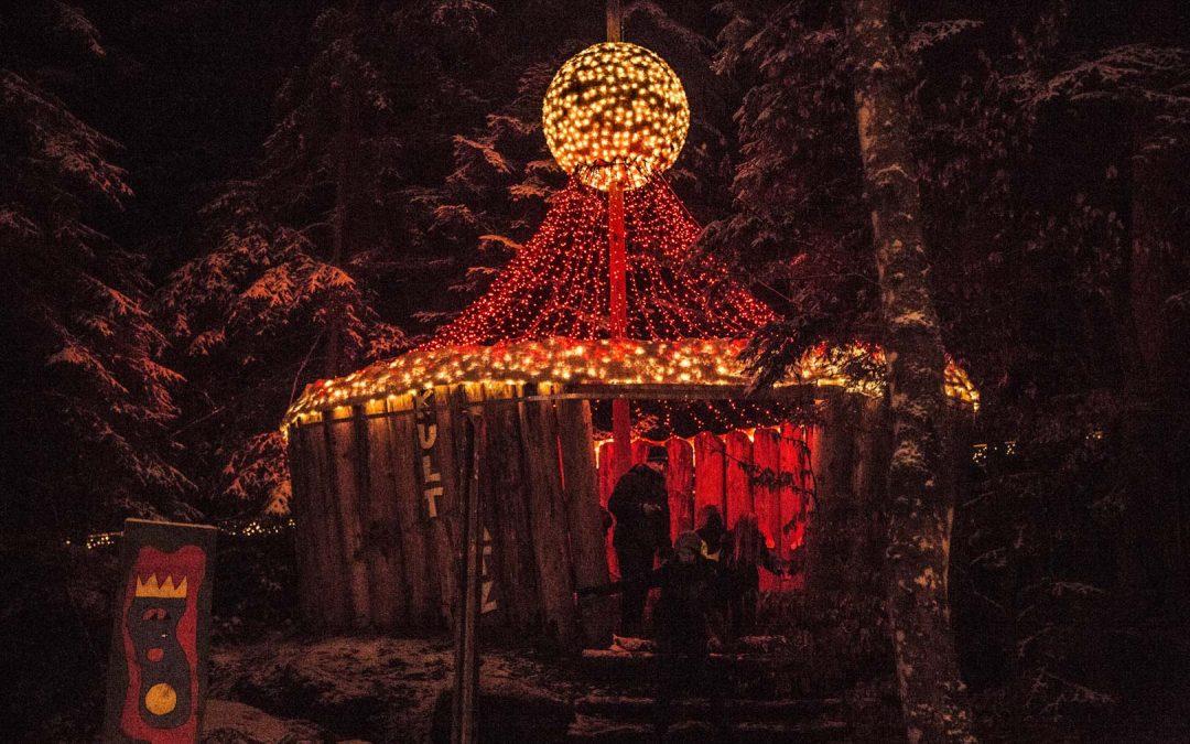 Riesen Weihnachtsmütze